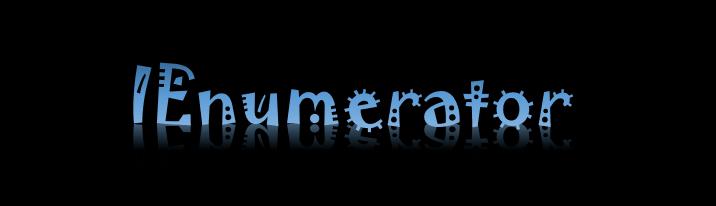 IEnumerator