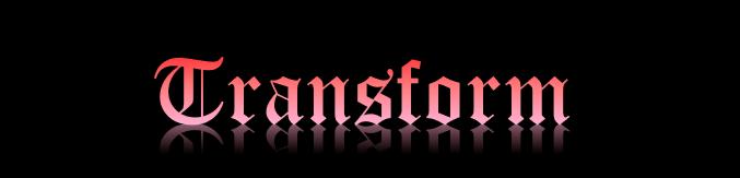 Transformコンポーネント